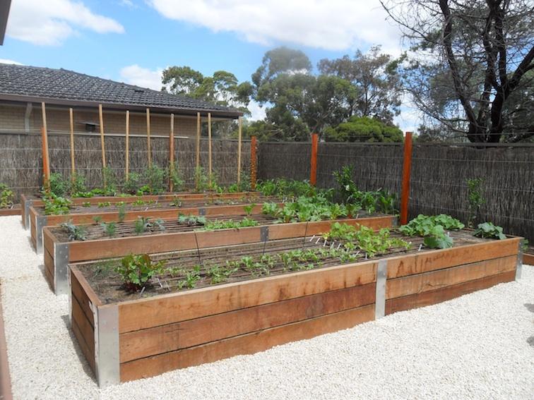 Karri Garden Beds 60cm High